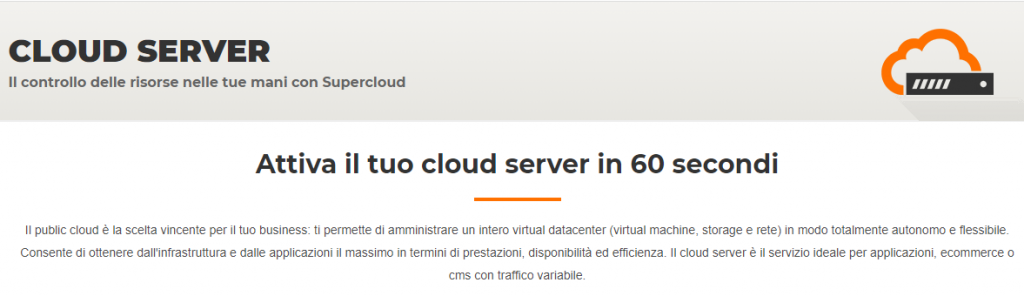 serverplan cloud