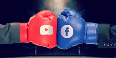 YouTube vs Facebook, il grande sorpasso è avvenuto