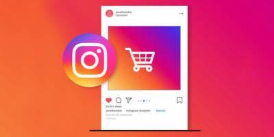 Instagram Shop: finalmente anche in Italia si può vendere e comprare su Instagram